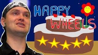 ТАК ВЫГЛЯДИТ СЧАСТЬЕ ► Happy Wheels |140|