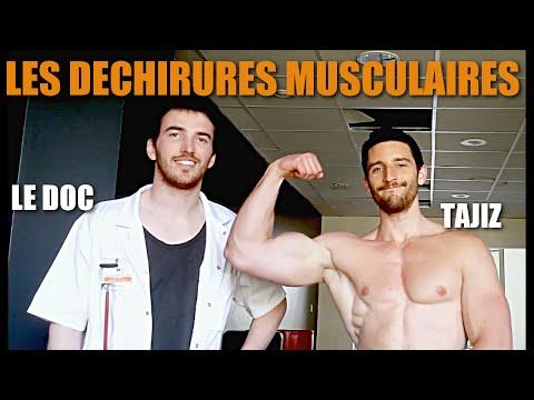 1 kg des muscles par mois