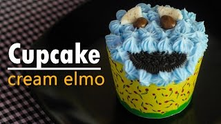 Gambar cover Cupcake Tutorial Decorating Ideas (Elmo)