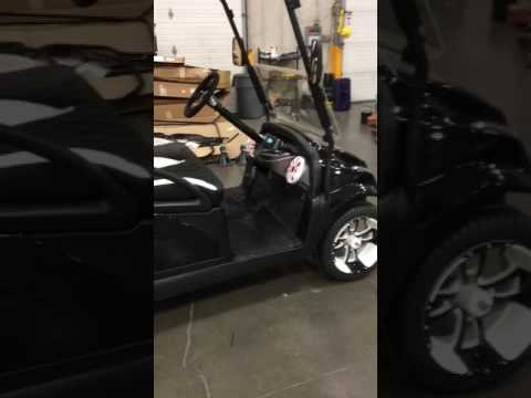 2012 Club Car Precedent i2 in Rogers, Minnesota - Video 1