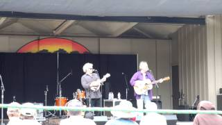 "Chris Hillman, Herb Pedersen: ""Eight Miles High"" ("