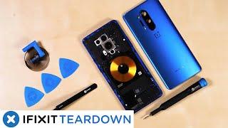OnePlus 8 Pro Teardown: Flagship Specs, Flagship Repairability?