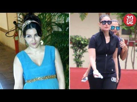 Saif - Kareena Throw A Baby Shower Party For Soha Kareena - images of resumes