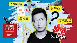 中美貿易戰:盤點華為讓西方國家猜忌的原因- BBC News 中文