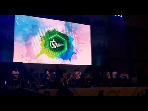 Konser Via Vallen di Ice BSD Tangerang_Jaran Goyang
