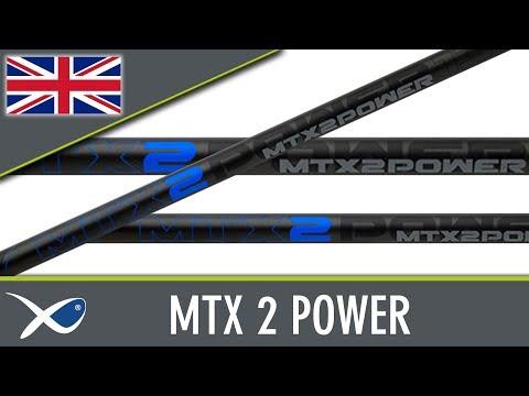 Matrix MTX2 Power 14.5m Pole Package Rakósbot videó