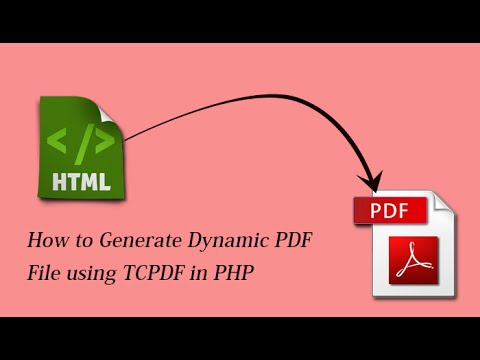 mp4 Convert Html To Pdf Tcpdf, download Convert Html To Pdf Tcpdf video klip Convert Html To Pdf Tcpdf