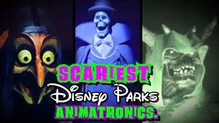Top 5 Disney's Scariest Animatronics