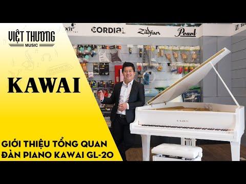 Giới thiệu tổng quan về Model đàn piano Kawai GL-20