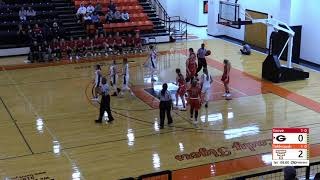 Tahlequah Lady Tigers host the Grove Lady Ridgerunners