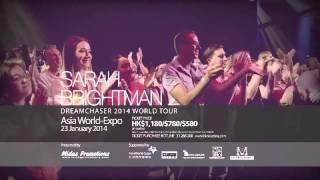 Sarah Brightman Dreamchaser World Tour Hong Kong 2014
