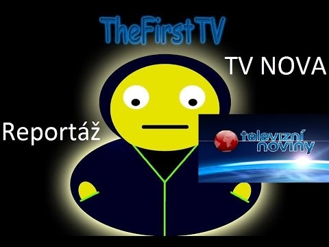 TV NOVA| Reportáž-havárie [CZ/SK] |TheFirstTV
