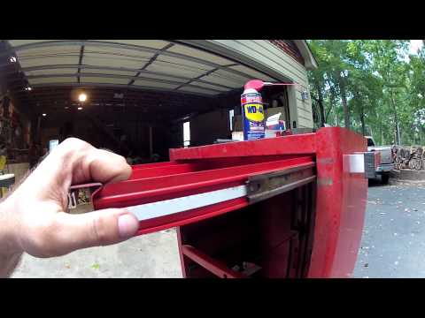 How To Open A Snap On Tool Box With Pictures Videos