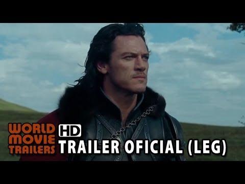 Drácula: A História Nunca Contada - Trailer Internacional Legendado (2014) HD