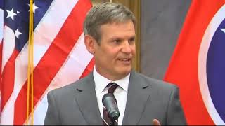Gov. Bill Lee announces two new education initiatives