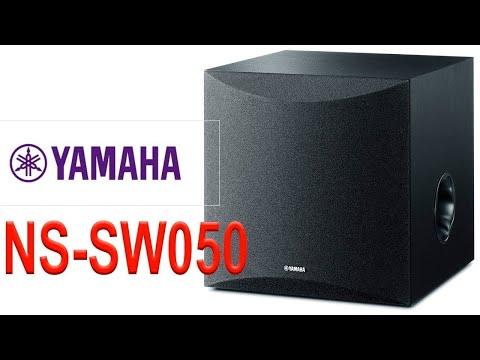 Yamaha NS-SW050 Subwoofer Unboxing + Setup + Test + Return