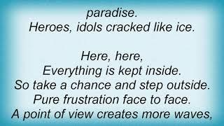 Joy Division - Autosuggestion Lyrics