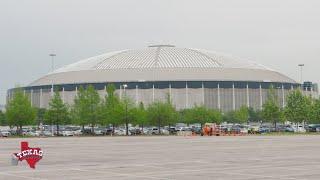 The Texas Bucket List - The Astrodome