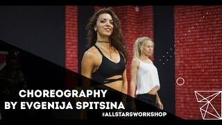 Joss Stone - Young At Heart Choreography by Евгения Спицина All Stars Workshop