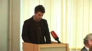 preview picture of video '9. sjednica GV Daruvar - Pitanja Vladana Ivkovića (Hrvatski laburisti - stranka rada)'