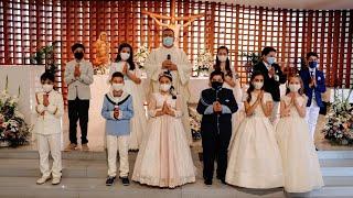 Misas del VI Domingo de Pascua