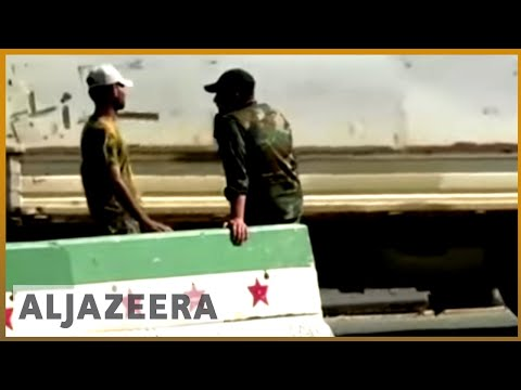 🇸🇾 🇯🇴 What is effect of Syria regime's recapture of Jordan crossing?   Al Jazeera English