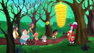 Джейк и пираты Нетландии - Долина больших жуков! / Королева Нетландии - Серия 14, Сезон 2