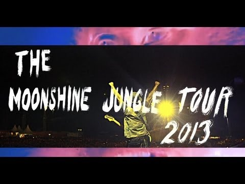 Bruno Mars – The Moonshine Jungle Tour