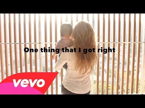 Shakira - The One Thing Lyrics (Video)