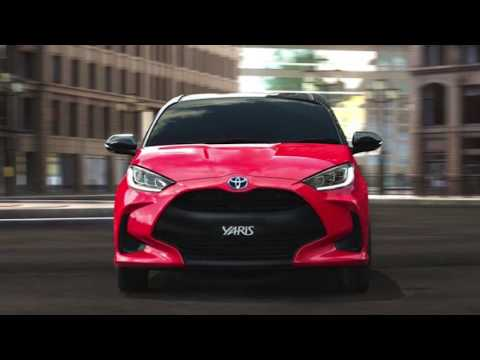Toyota Yaris 2020 | 1.5L Dynamic Force Engine