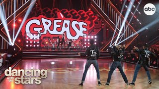 Grease Night Opening Number - Dancing with the Stars