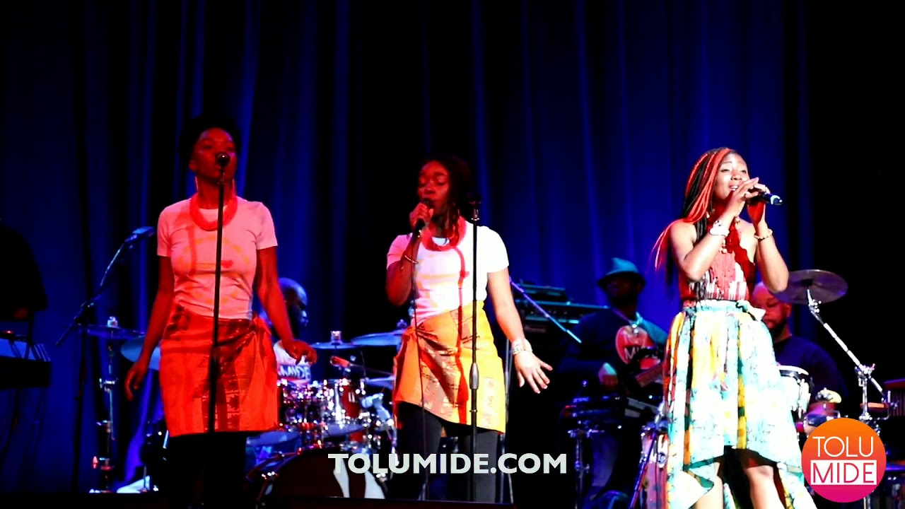 TolumiDE LIVE Howard Theatre- Your Arms