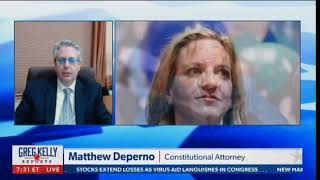 Advokát Matthew DePerno: Hlasovacie automaty Dominion vymieňajú hlasy