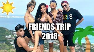 Hawaii Vlog 2018 | FRIENDS TRIP - Video Youtube