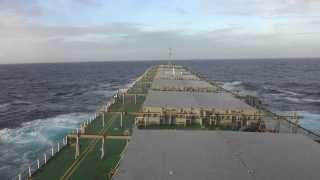 Самое популярное видео года. Атлантика.  Балкер Tian Zhu Feng.