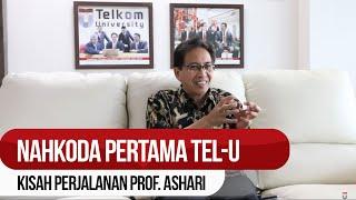 Story Prof. Mochamad Ashari Leads Telkom University