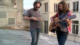 Hannah Cohen - Sorry - Acoustic [ Live in Paris ]