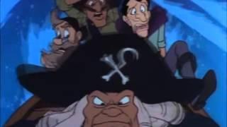 peter pan y los piratas 03 - el río de la noche - audio latino