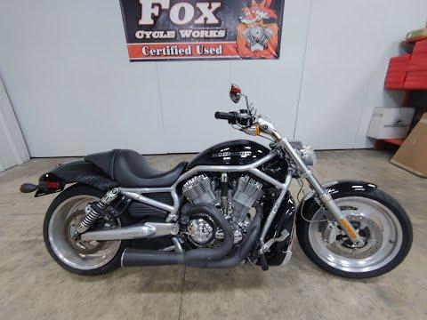2007 Harley-Davidson V-Rod® in Sandusky, Ohio - Video 1