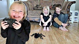 HALLOWEEN PRANKS! Fun Family Halloween Pranks