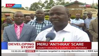 Meru Anthrax Scare: Two dead, 9 others hospitalized, victims allegedly ate cow carcass