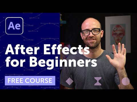 Free After Effects Course  - Beginner Infographics & Data Visualisation