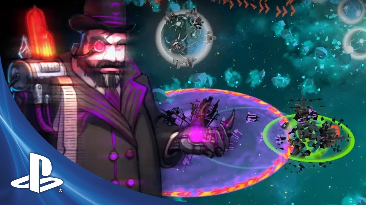 Wage Intergalactic Warfare in Planets Under Attack, Out Today on PSN