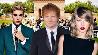 Top 9 Celebrity Wedding Crashers!