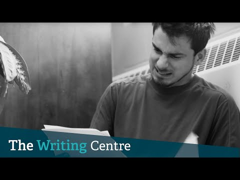 Intro to the Writing Centre - Thompson Rivers University