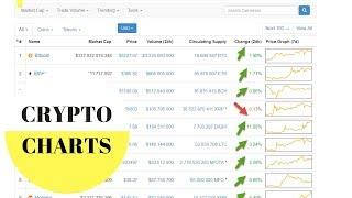 Crypto Marktanteile von Munze