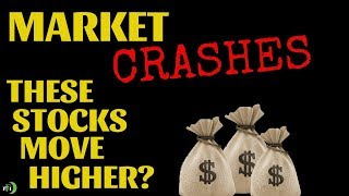 MARKET CRASHES - THESE STOCKS ARE A BUY?
