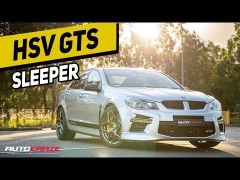 HSV GTS Walkinshaw 495 RWKW new wheels and tyres  – SSW