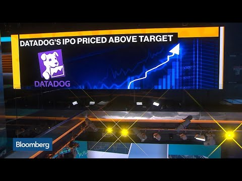 Datadog Raises $648 Million in U.S. IPO After Rebuffing Cisco Takeover