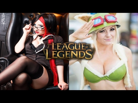 EN İYİ LEAGUE OF LEGENDS COSPLAYLERİ